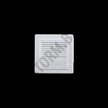 Вентрешетка разборная в рамке 150х150мм + сетка