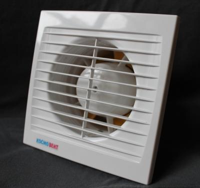 Вентилятор осевой для потолочного и настенного монтажа диам. 100 c выкл.
