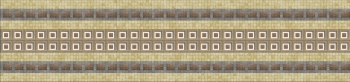 "Панель ПВХ 0,6 панно ""Квадрат серый"""