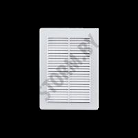 Вентрешетка разборная в рамке 180х250мм + сетка