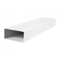 Короб вентиляционный плоский 100*55мм (2м)