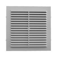 Решетка вентиляционная клеевая с москитной сеткой 150/150 (люкс)