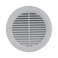 Решетка вентиляционная круглая 160 (люкс) диам.125мм