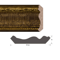 Багет интерьерный 1890-425