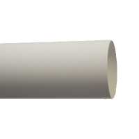КО125-15 Трубка круглая (d-125), 1,5м