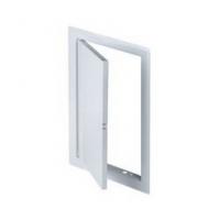 DM 92 Дверца метал. белая  (30*40)