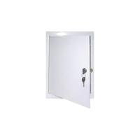 Дверца ревизионная металлическая с замком