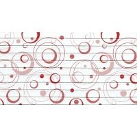 Мозайка № 27 (Круги красные) 0,48*0,96 серия