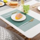 Декоративные салфетки для стола из ПВХ размер 400мм*250мм