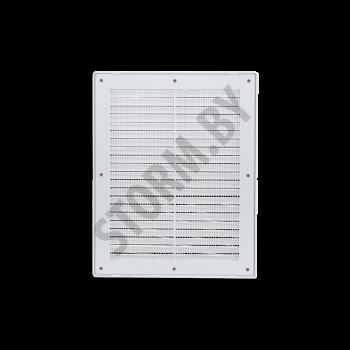 Вентрешетка разборная в рамке 200х250мм + сетка