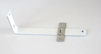 Кронштейн металлический 185 миллиметров и 145 миллиметров