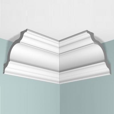 Уголок потолочный внутренний П01 110/110