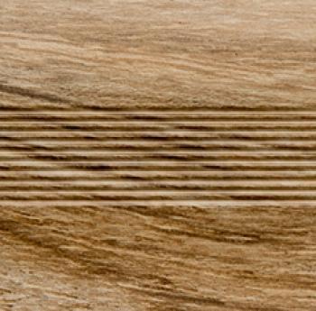 Стык алюминиевый универсальный Русский профиль, 28 мм Дуб камелия