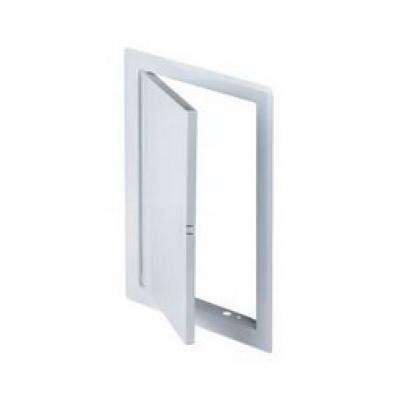 DM 87 Дверца метал. белая  (20*30)