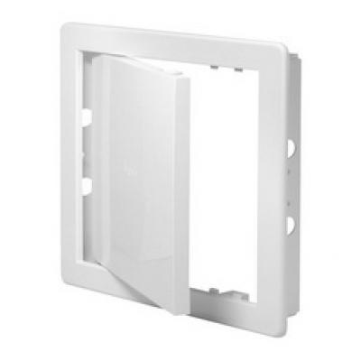 Дверца DT 10 белая (15*15)