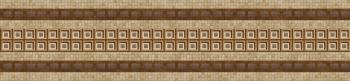 """Панель ПВХ 0,6 панно """"Квадрат коричневый"""""""