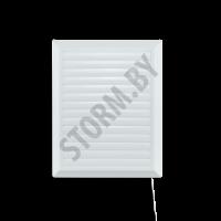 Вентрешетка разборная 200х295мм + сетка+ фиксирующиеся наружные жалюзи