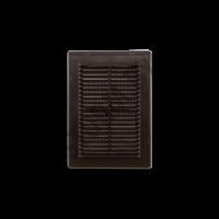 Вентрешетка разборная в рамке 150х210мм + сетка