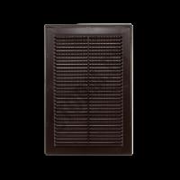 Вентрешетка разборная в рамке 200х300мм + сетка