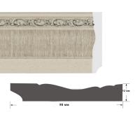 Багет интерьерный 1295-342