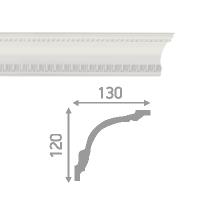 Плинтус потолочный инжекционный LP-P2