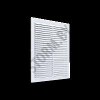 Вентрешетка клееваяя 235х235мм + сетка