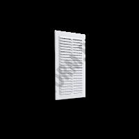 Вентрешетка клеевая 135х195мм + сетка