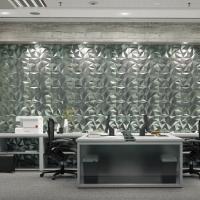 Декоративные панели 3D VERGE Грани