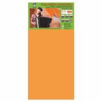 Подложка- Гармошка оранжевая 3мм