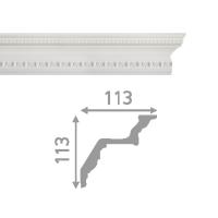 Плинтус потолочный инжекционный LP-P8