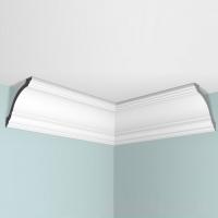 Уголок потолочный внутренний П09 80/80