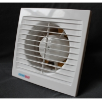 Вентилятор осевой для потолочного и настенного монтажа диам. 100 без выкл.