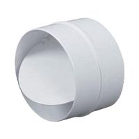 КО100-22 соединитель с обратным клапаном (d-100)