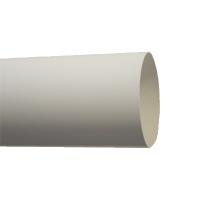 КО125-10 Труба круглая (d-125) 1м