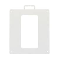 КР 75-27 пластина настенная (75*150)