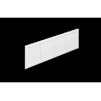 Решетка вентиляционная вытяжная серии ВР 450*130