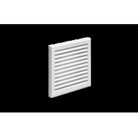 Решетка приточно-вытяжная с фланцем серии К