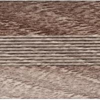Стык алюминиевый универсальный Русский профиль, 28 мм Дуб марсель