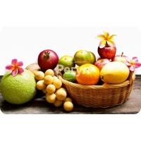Панель ПВХ 0,3 салфетка «Корзина фруктов»