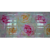 Испанская плитка № 24 (Роза 2) 0,48*0,96