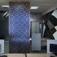 Декоративные панели 3D VERGE Восток